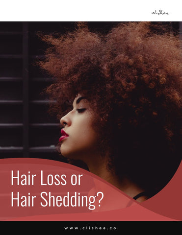 Hair Loss or Hair Shedding?