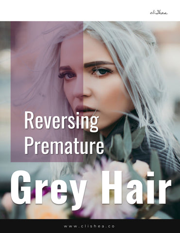 Reversing Premature Grey Hair