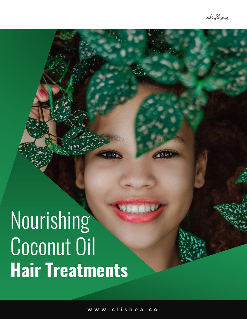 Nourishing Coconut Oil Hair Treatments - clishea.co