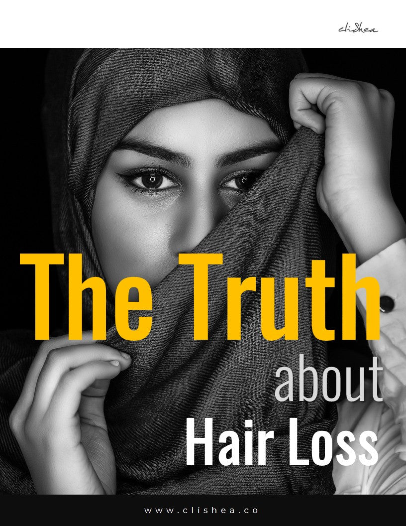 The Truth About Hair Loss - clishea.co