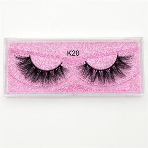 3D Mink Eyelashes - clishea.co
