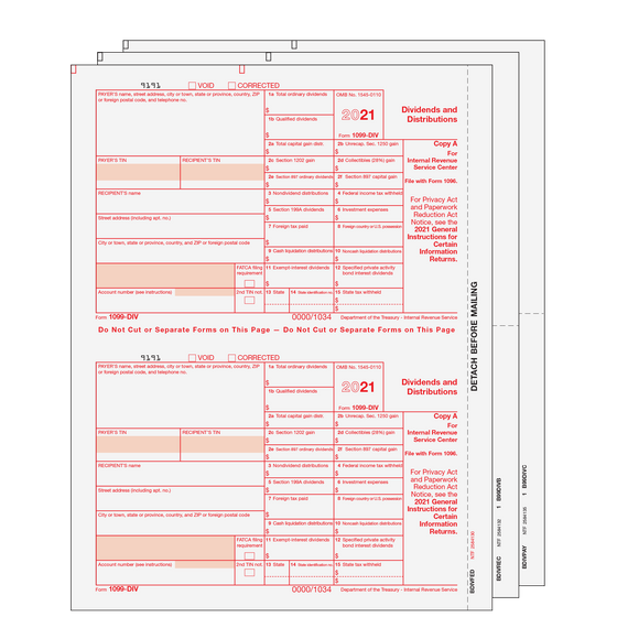 Products Tagged 1099 Div 2up Laser Set Tax Form Depot
