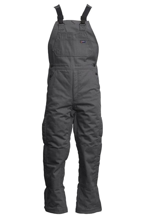 BIFRGYDK-12oz. FR Insulated Bib Overalls