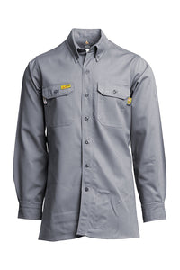 GOSAC7GY - 7oz. FR Uniform Shirts - UltraSoft AC