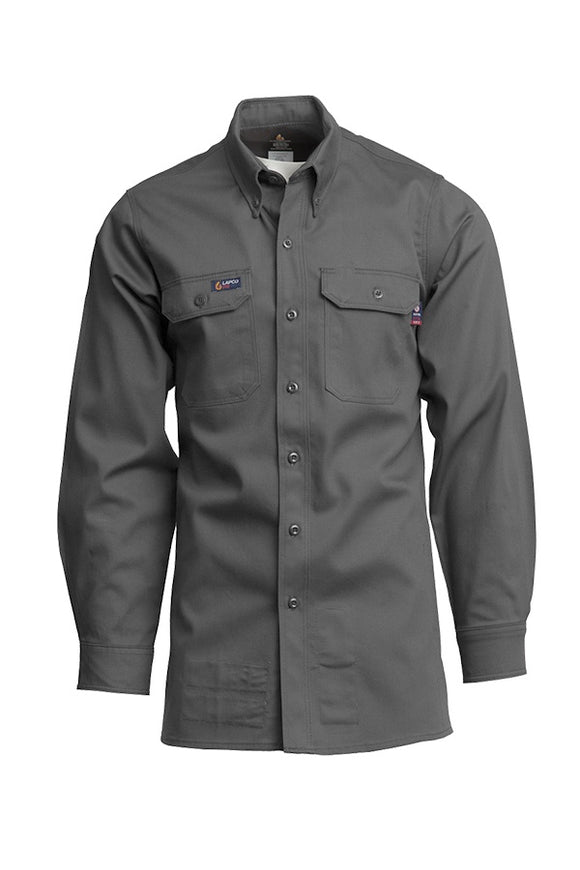 IGR7 - 7oz. FR Uniform Shirt | 100% Cotton