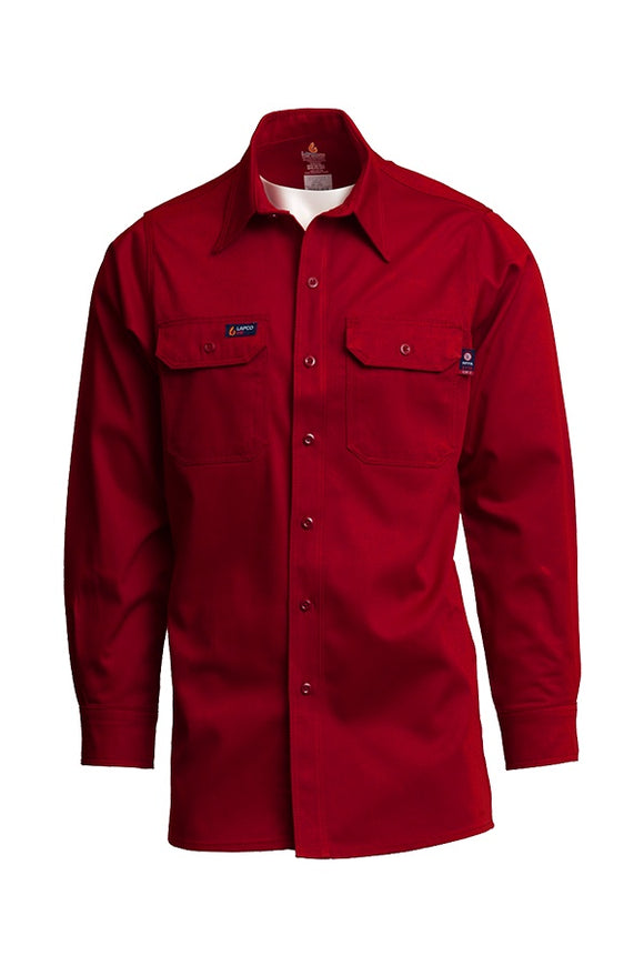 IRE7 - 7oz. FR Uniform Shirt | 100% Cotton