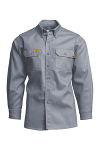 GOS6GY- 6oz. FR Uniform Shirts - 88/12 Blend