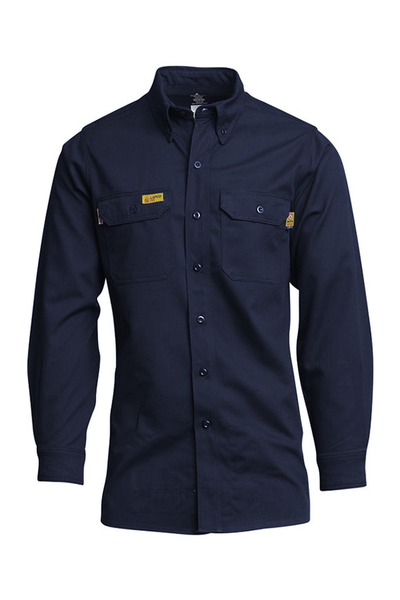 GOSAC7NY- 7oz. FR Uniform Shirts - UltraSoft AC