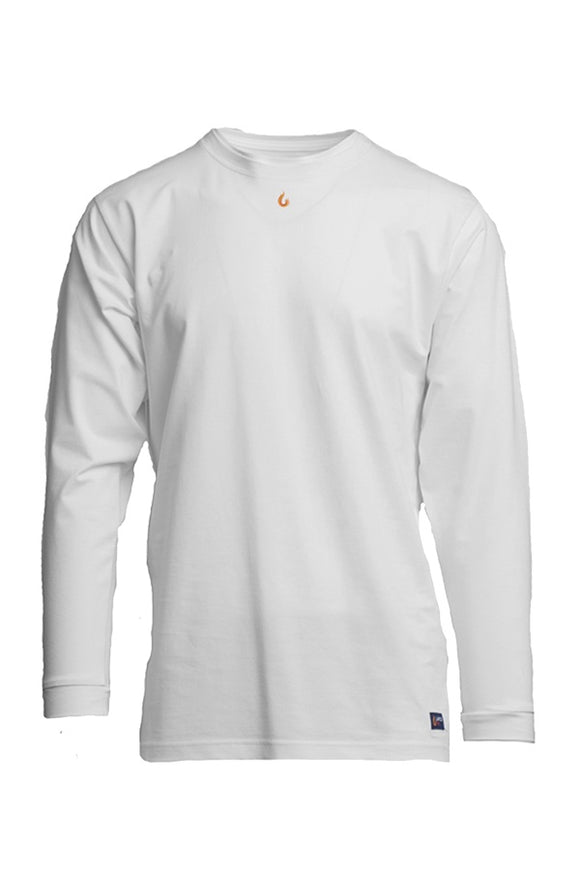 FRT-USHLS6W- 6oz. FR Base Layer Tees