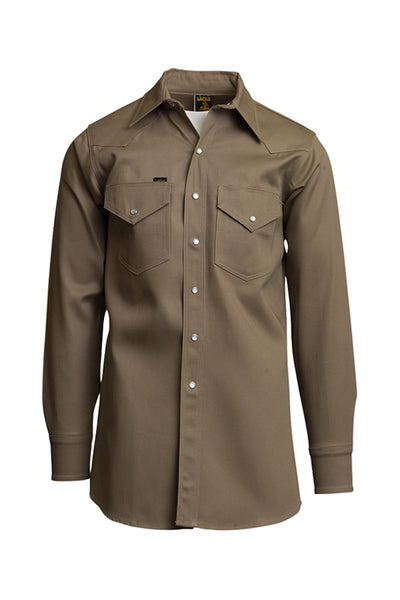 850 - 8.5oz. Non-FR Mid-Weight Welding Shirts
