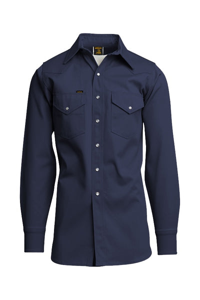 NVY - 8.5oz. Non-FR Mid-Weight Welding Shirts