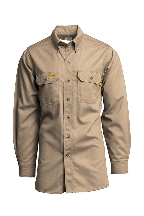GOSAC7KH- 7oz. FR Uniform Shirts - UltraSoft AC