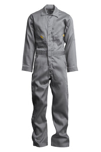GOCD6GY- 6oz. FR Lightweight Deluxe Coveralls
