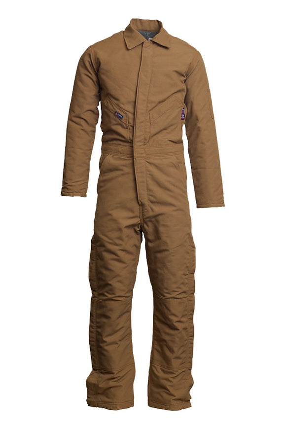 CIFRBRDK-12oz. FR Insulated Coveralls