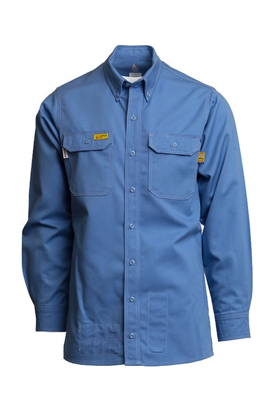 GOSAC7MB - 7oz. FR Uniform Shirts - UltraSoft AC
