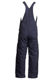 BIFRWS9NY - FR Insulated Bibs | 9oz. Cotton Duck - Navy