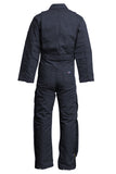CIFRWS9NY - FR Insulated Coveralls | 9oz. Cotton Duck - Navy