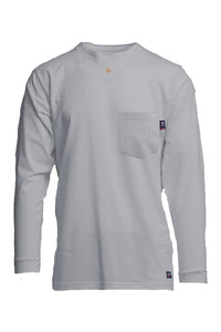 gray fr pocket t-shirt