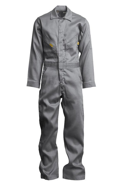GOCLW6GY - 6oz. Lightweight 88/12 Blend FR Coveralls