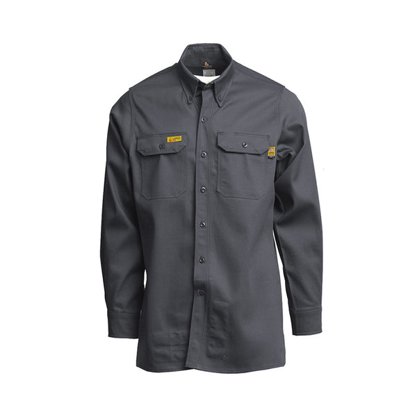 GOS7GY - 7oz. FR Uniform Shirts - 88/12 Blend