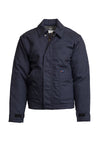 navy fr insulated jacket