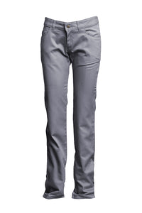 L-PFRACGY - Ladies FR Uniform Pants | made with 7oz. Westex® UltraSoft AC®
