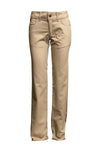 L-PFRACKH - 7oz. Ladies FR Uniform Pants Westex® UltraSoft AC®