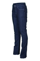 L-PFRSD11M - Ladies FR Comfort Stretch Jeans | 11oz. Cotton Stretch Blend
