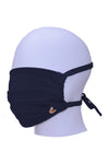 M-FRKNY7 - 7oz. FR Navy Face Mask 100% Cotton Jersey Knit