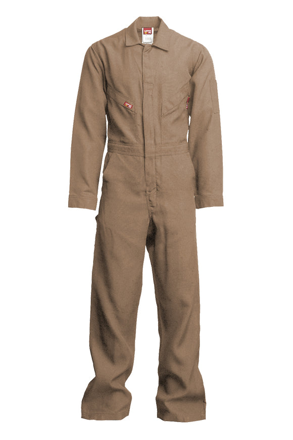 NXCD45KH-4.5 oz. FR DELUXE COVERALLS | Nomex IIIA
