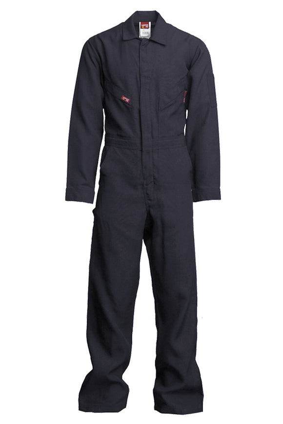 NXCCD45NY-4.5 oz. FR DELUXE COVERALLS | Nomex Comfort
