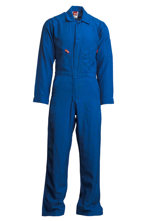 NXCD45RO-4.5 oz. FR DELUXE COVERALLS | Nomex III