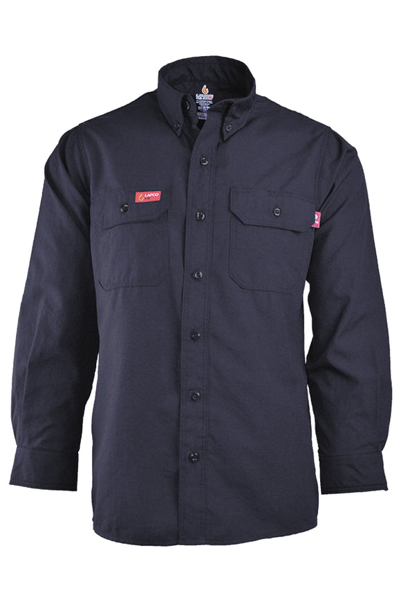 NXSC45NY - 4.5oz. FR Uniform Shirts - Nomex Comfort
