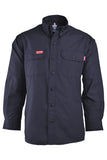 NXSC45NY- 4.5oz. FR Uniform Shirts - Nomex Comfort