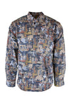 OFCS - 7oz. Non-FR Oilfield Camo Long Sleeve Shirt