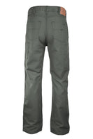 2-P-BWCJ85MG - 8.5oz. FR Canvas Jeans Westex® UltraSoft®