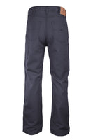 P-BWCJ85NYKP - 8.5oz. FR Canvas Jeans with Knee Pads Westex® UltraSoft®