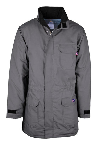 PKFRWS9GY - 9oz. FR Insulated Parka | with Windshield Technology