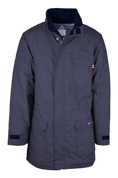 PKFRWS9NY - 9oz. FR Insulated Parka | with Windshield Technology