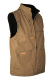 V-FRWS9BR - 9oz. FR Fleece-Lined Vest with Windshield Technology