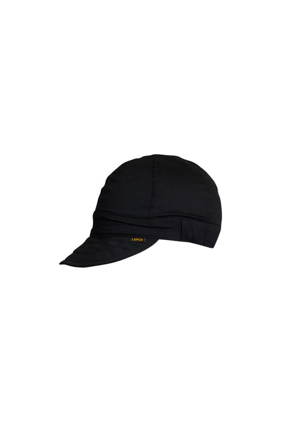 LAP CFAB-6-Panel OSFA Welding Caps-Solid Black