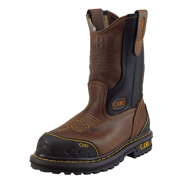 "FARMER - 10"" Steel Toe Work Boot"