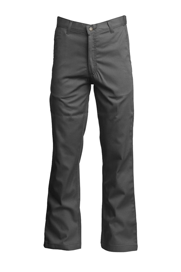 P-GRY7-7oz. FR Uniform Pants | 100% Cotton