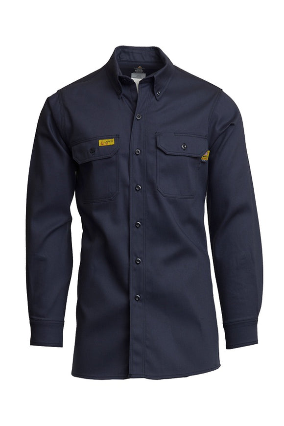 GOS7NY- 7oz. FR Uniform Shirts - 88/12 Blend