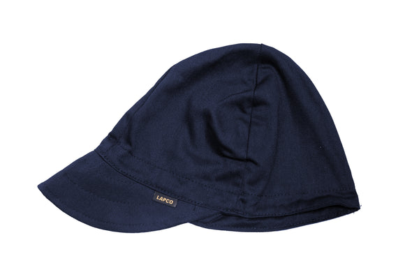 LAP-CN - 4-Panel Welding Caps-Solid Navy