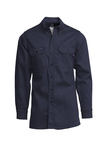INV7 - 7oz. FR Uniform Shirt | 100% Cotton