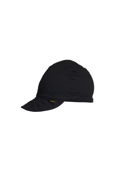 LAP-CB - 4-Panel Welding Caps-Solid Black
