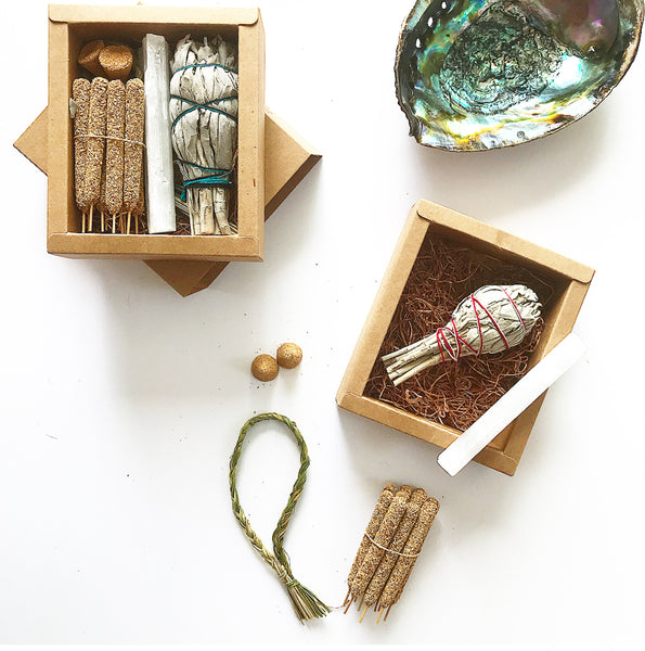 Palo Santo Gift Set Offerings