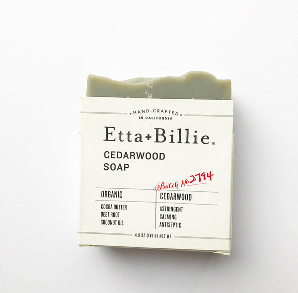 Etta + Billie - Cedarwood