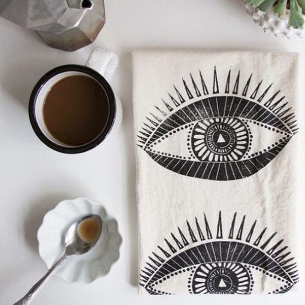 Spirit Eye Tea Towel